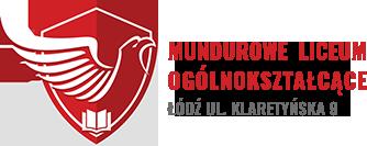 Liceum Mundurowe Łódź
