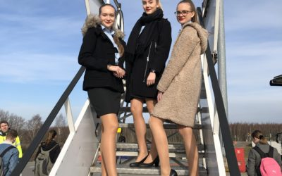 Wizyta na Lotnisku Lublinek
