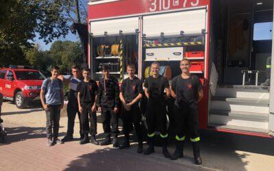 Obchody 70-lecia Zawodowego Pożarnictwa w Zgierzu